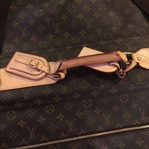 Louis Vuitton garment bag